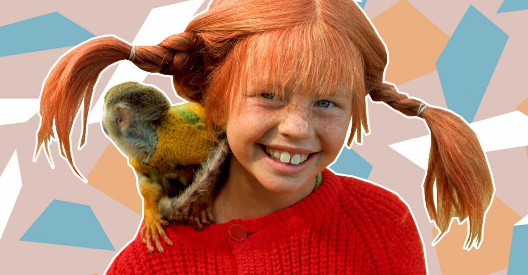Det kommer ny film om Pippi