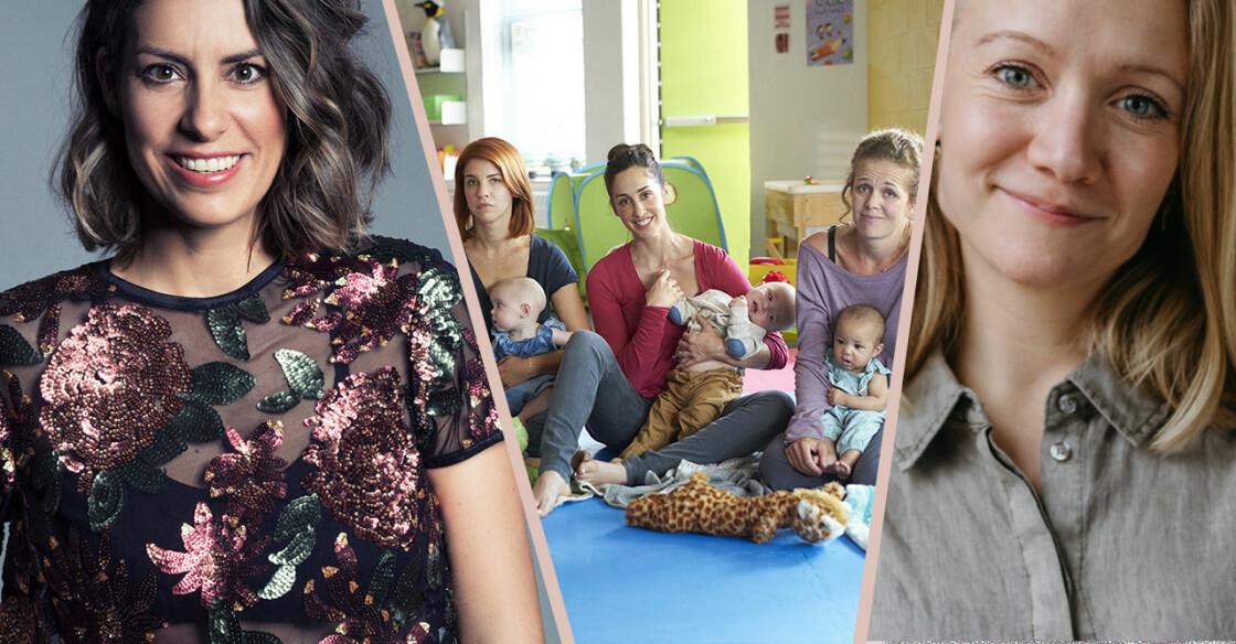 Nina, Paulina och tveksam föräldragrupp