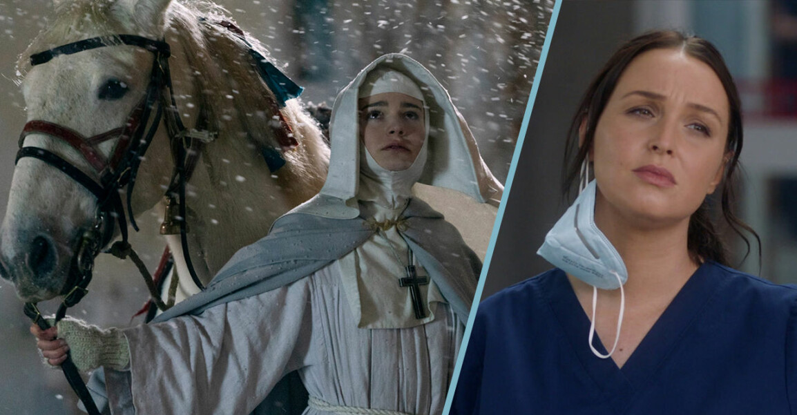 Black Narcissus och Grey's Anatomy