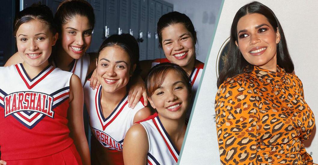 America Ferrera har spelat i Disney Channel