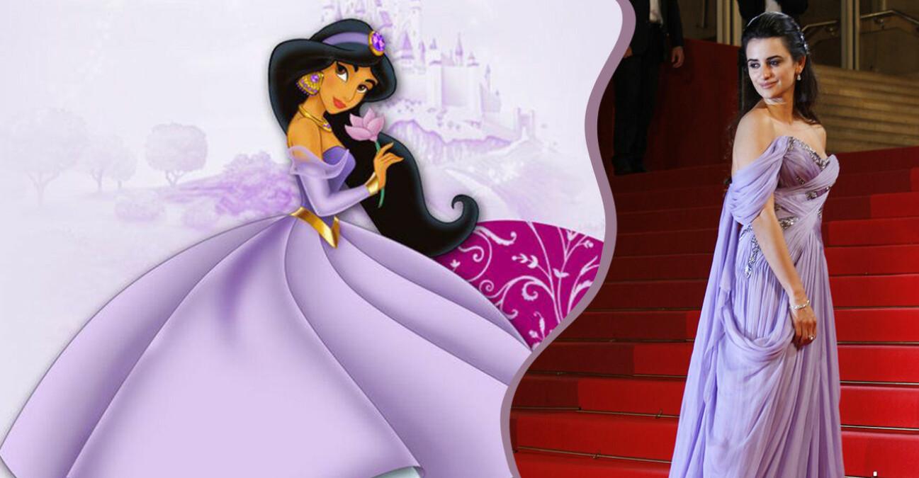 Penelope Cruz och Jasmine