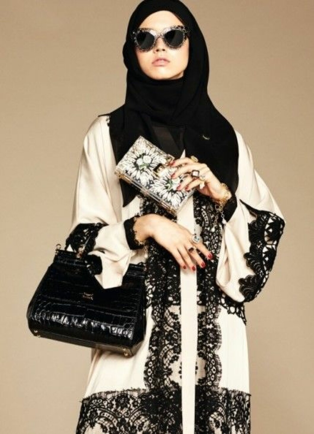 modeller hijab