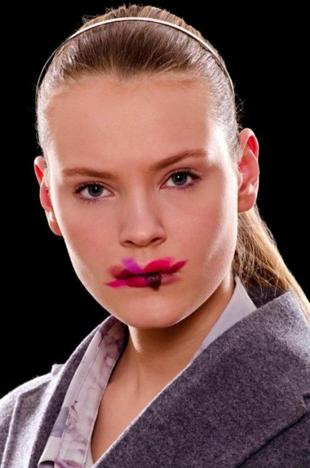 BACK, A/W 2011. Modell: Mikaela O, Stockholmsgruppen