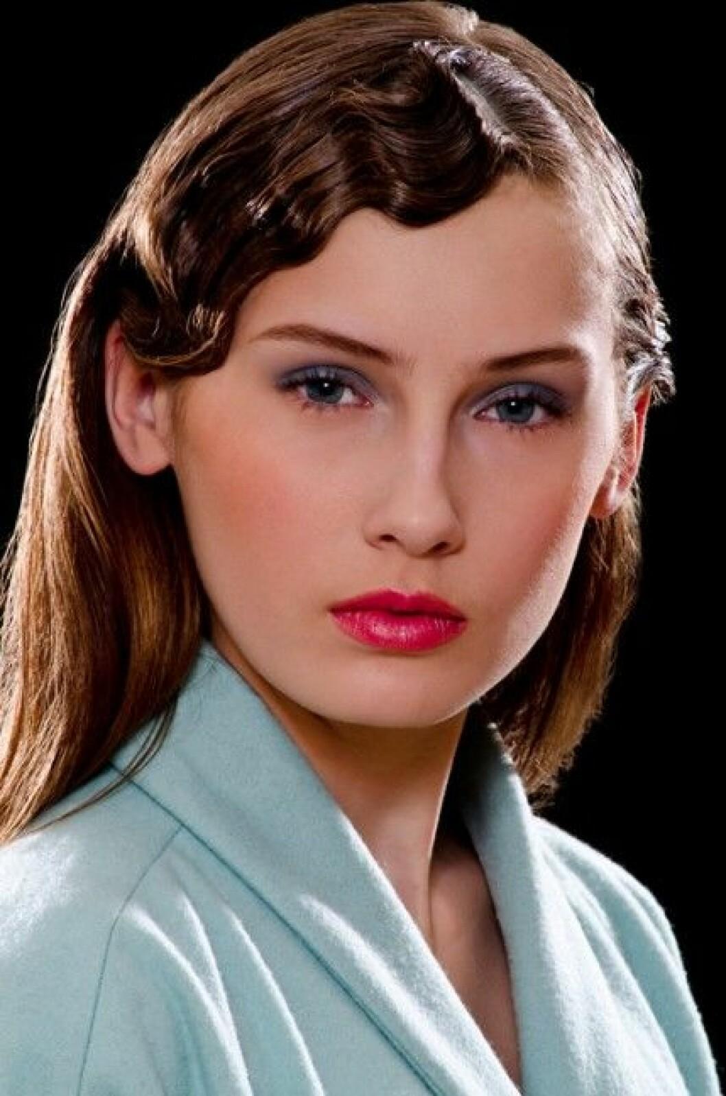 Carin Wester, A/W 2011. Modell: Molly O, Mikas