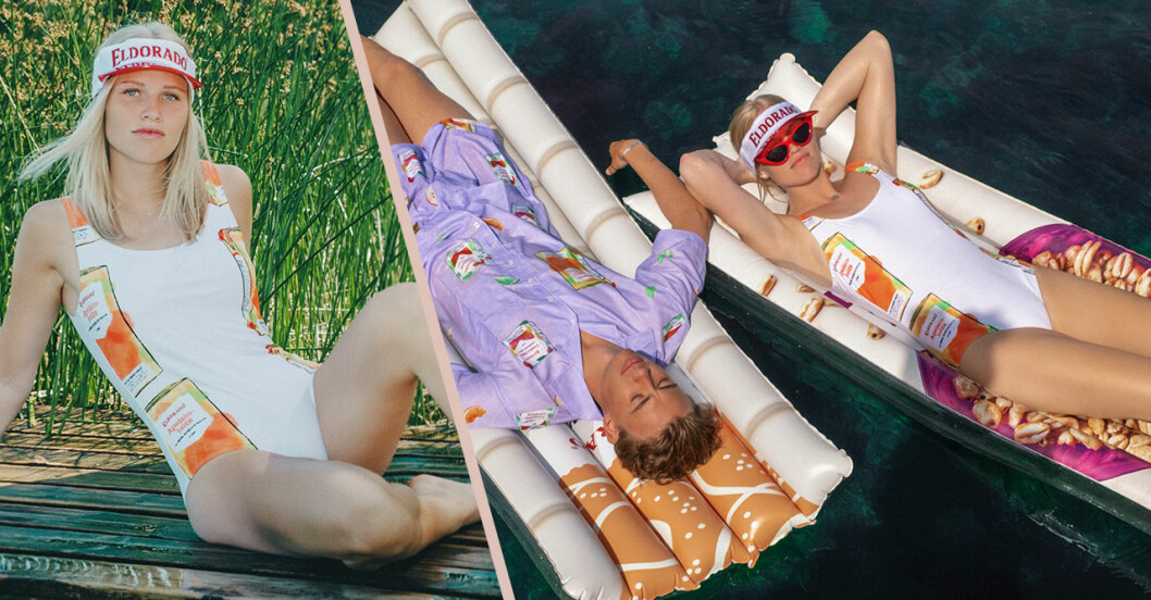 Eldorado släpper klädkollektion till sommaren 2020