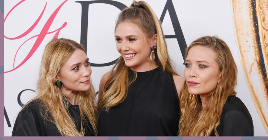 Systrarna Olsen berättar om viktiga budskapet.