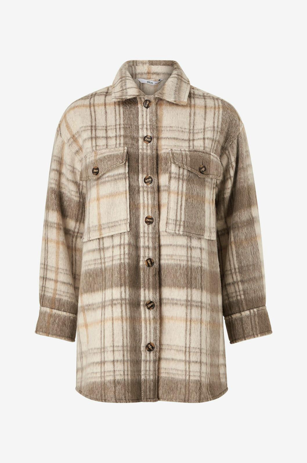 Skjortjacka från Ellos