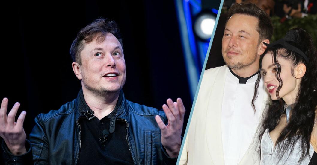 Elon Musk barn namn