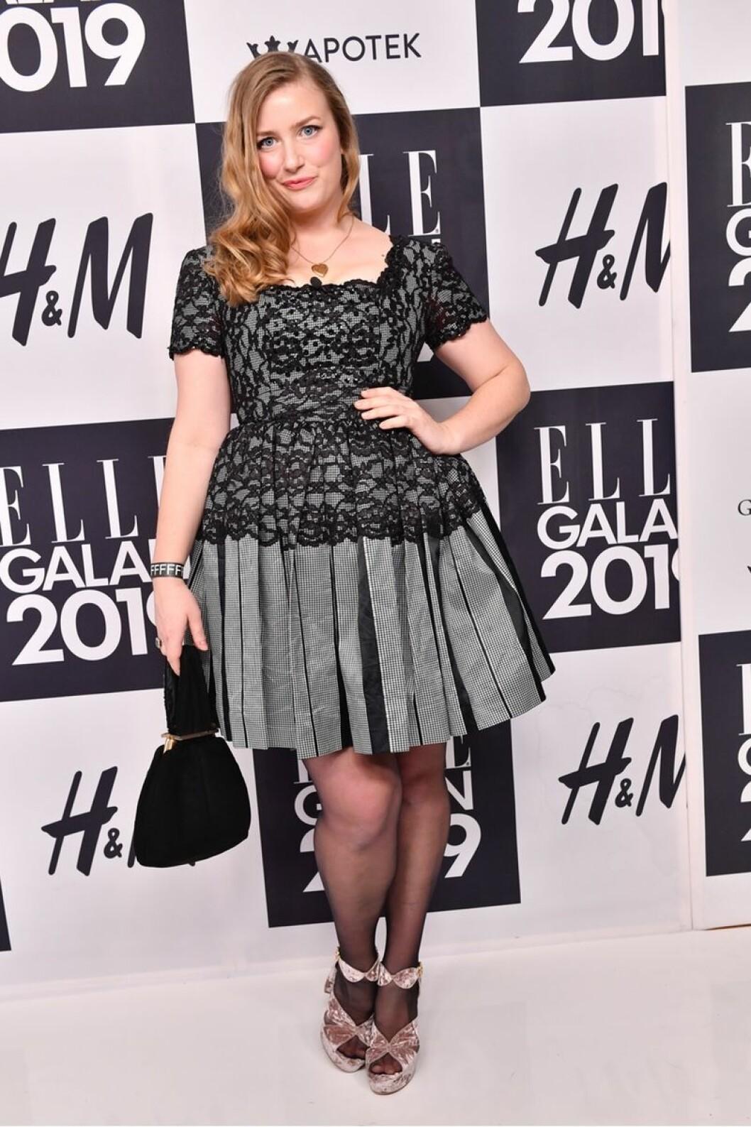 ELLE-galan 2019 Elsa Billgren
