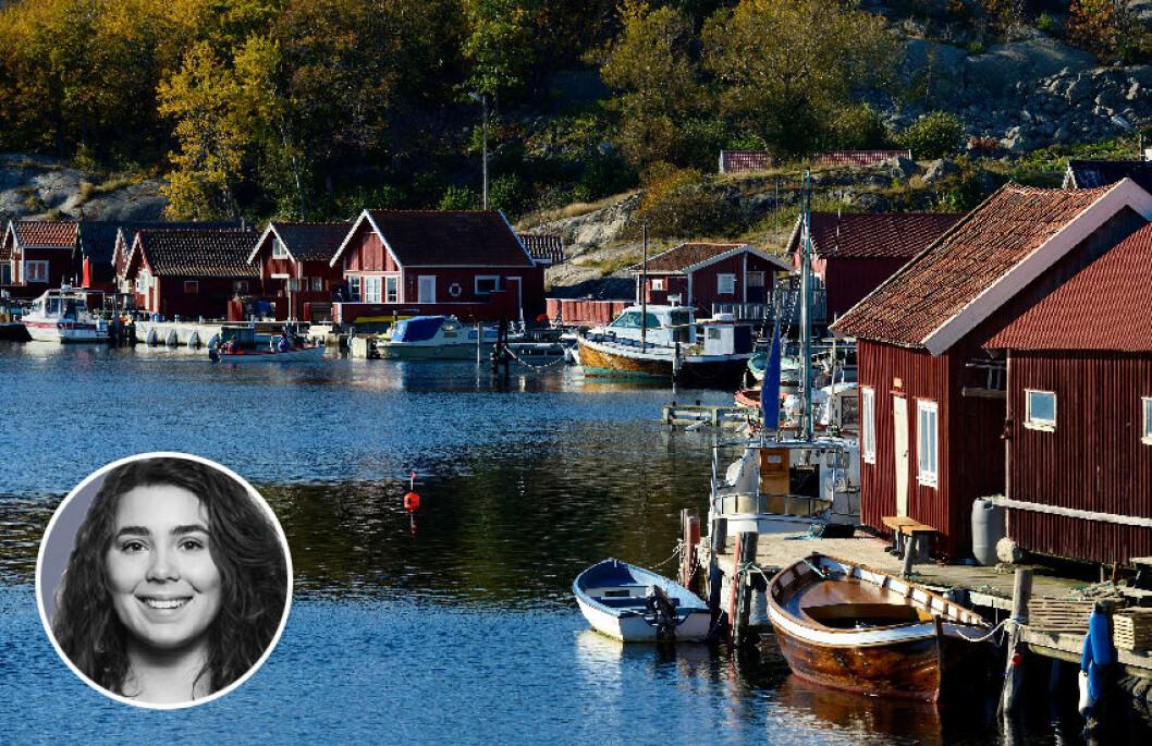Kosteröarna, Bohuslän