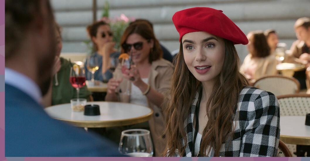 Inspelningarna av Emily in Paris säsong 2 är igång!