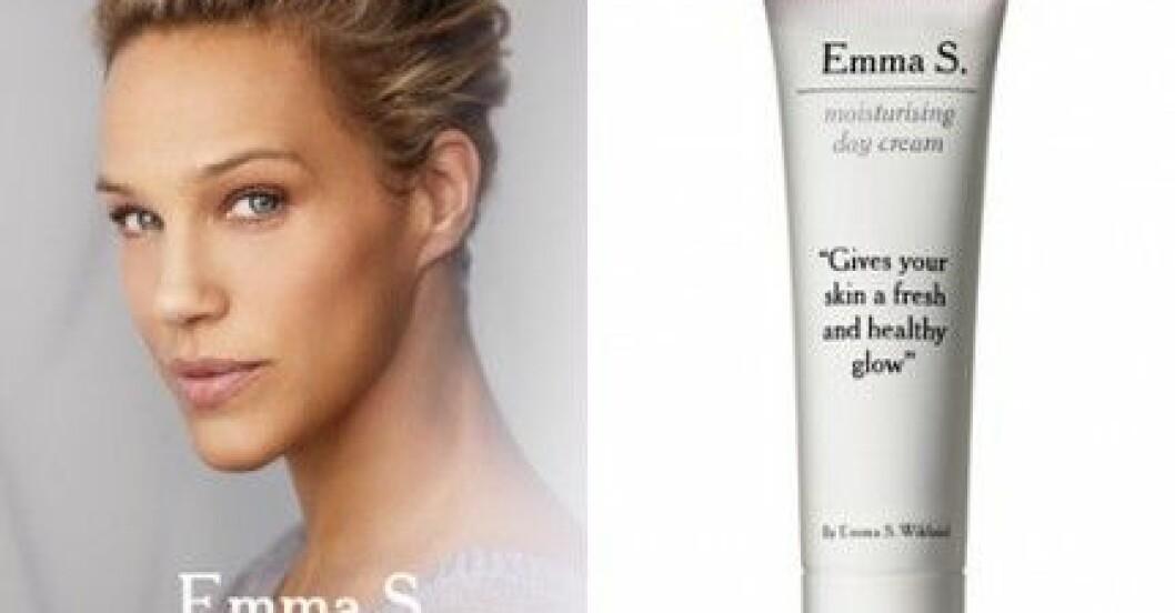 Emma S. var Emma Wiklund (f.d. Sjöbergs) modellnamn när hon jobbade som modell.
