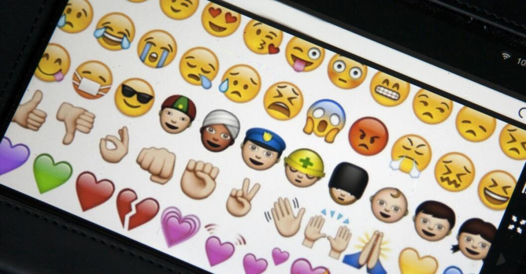nya emojis stoppas av apple