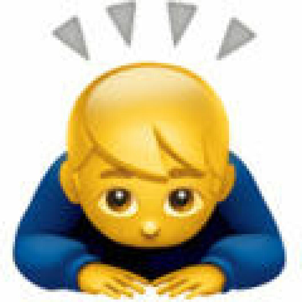 emoji person bowing deeply