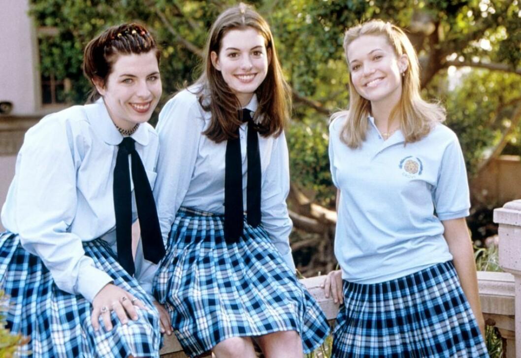 Mandy Moore, Anne Hathaway och Heather Matarazzo