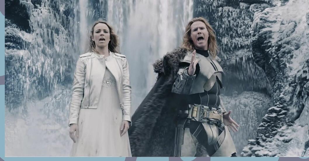 Eurovision Song Contest: The fire saga
