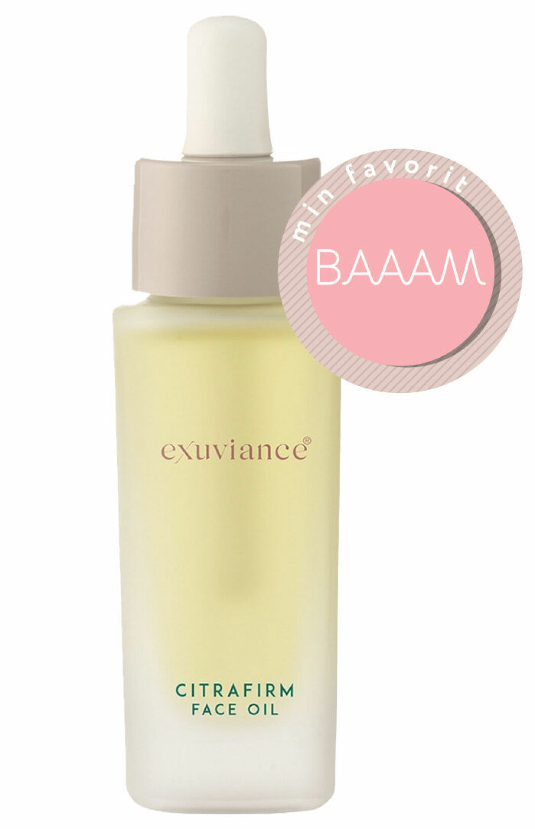 Exuviance Citrafirm Face Oil test