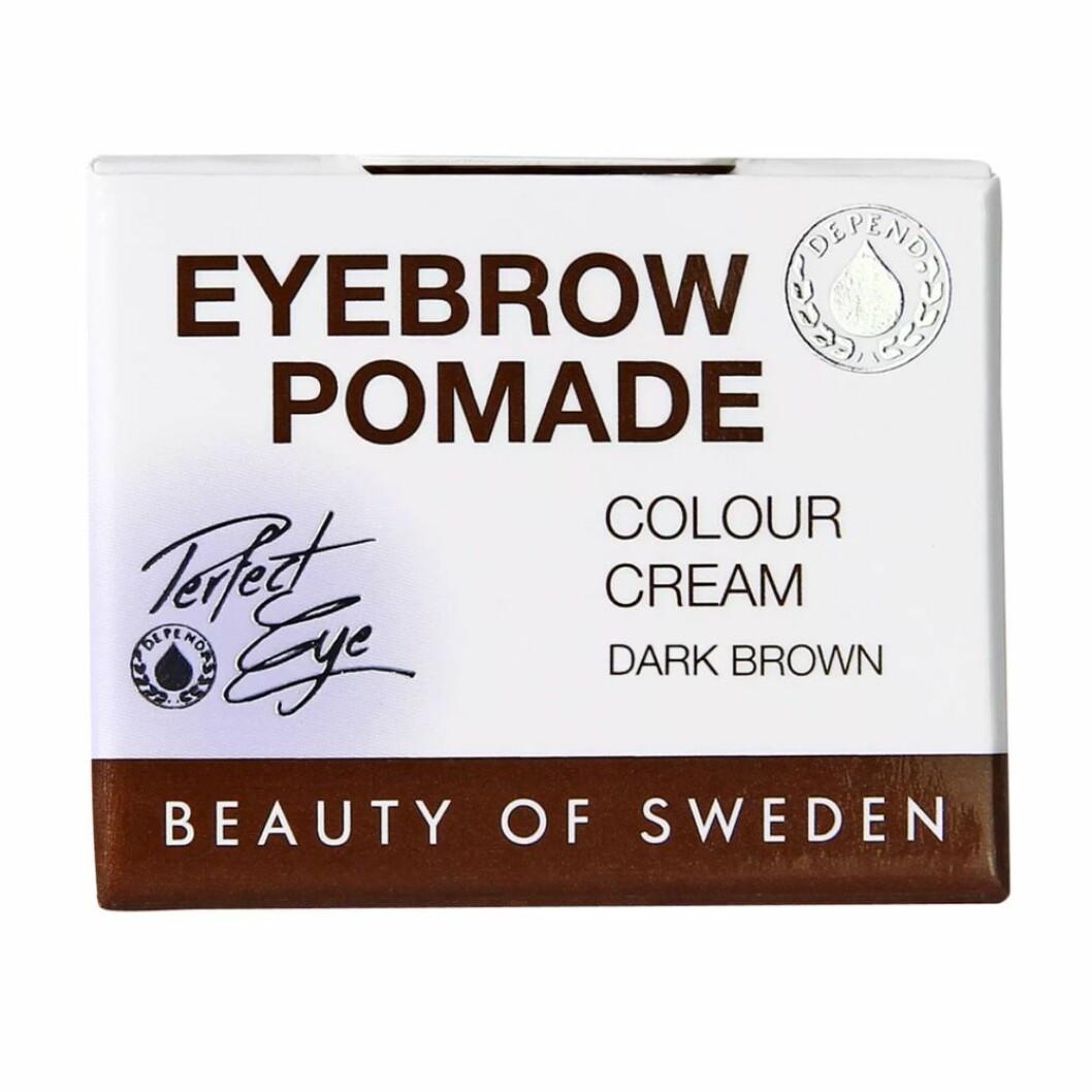 Ögonbrynsfärg eyebrown pomade från depend