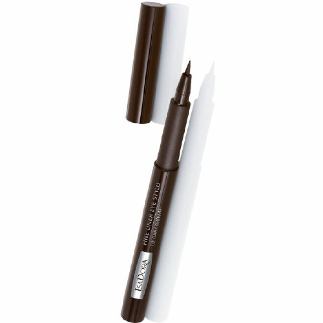 Eyeliner i brun färg