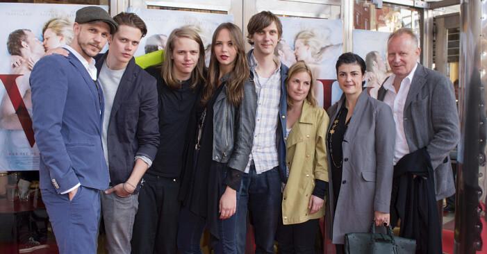 Familjen Skarsgård