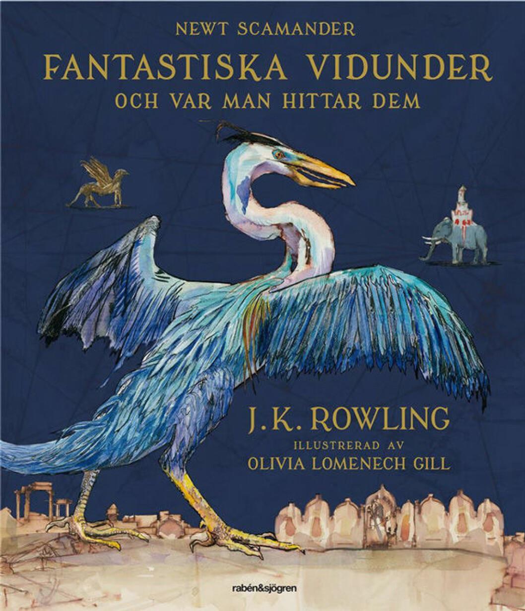 Fantastiska vidunder och var man hittar dem av JK Rowling