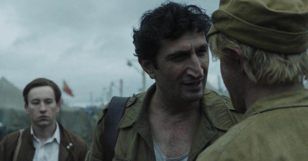 Fares Fares spelar soldat i Chernobyl
