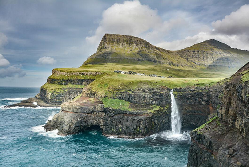 Färöarna är ett unikt resmål