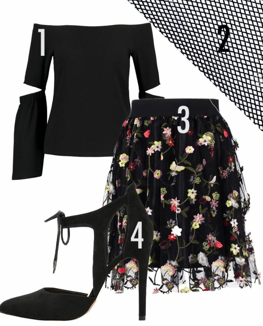 fest outfit budget våren 2017