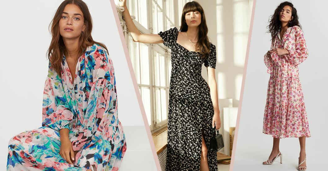 Festklänningar för dam till 2020
