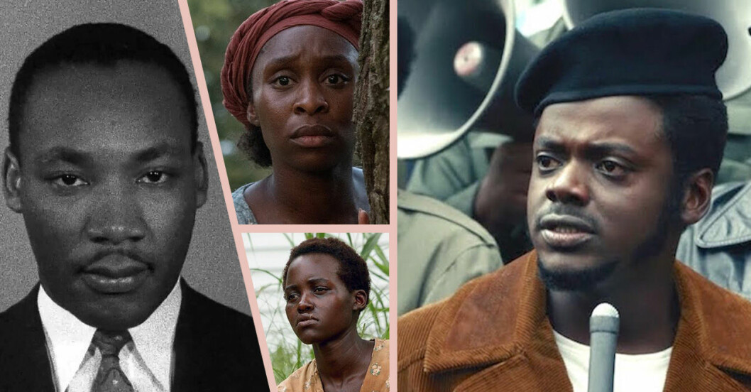 Filmer som handlar om svart historia och rasism.