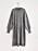 Stickad klänning med skärp Lindex