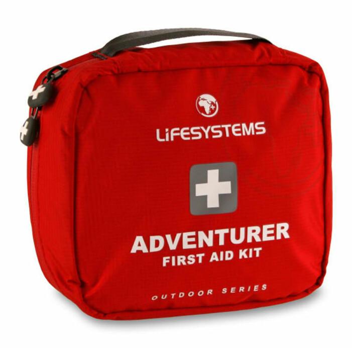 Fjällvandring packlista: första hjälpen kit