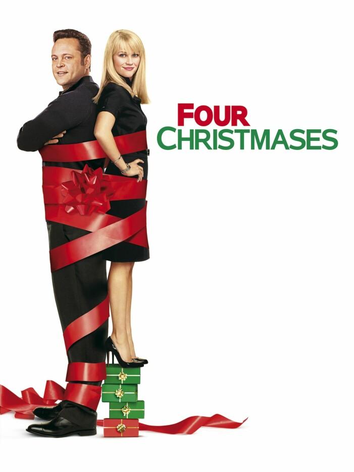 Vince Vaughn och Reese Witherspoon i Borta bra, hemma bäst