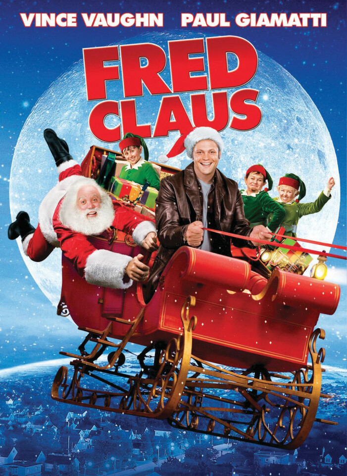 Vince Vaughn i Fred Clause