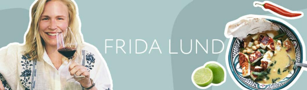 Frida Lund Goda Grejer börjar blogga på Baaam