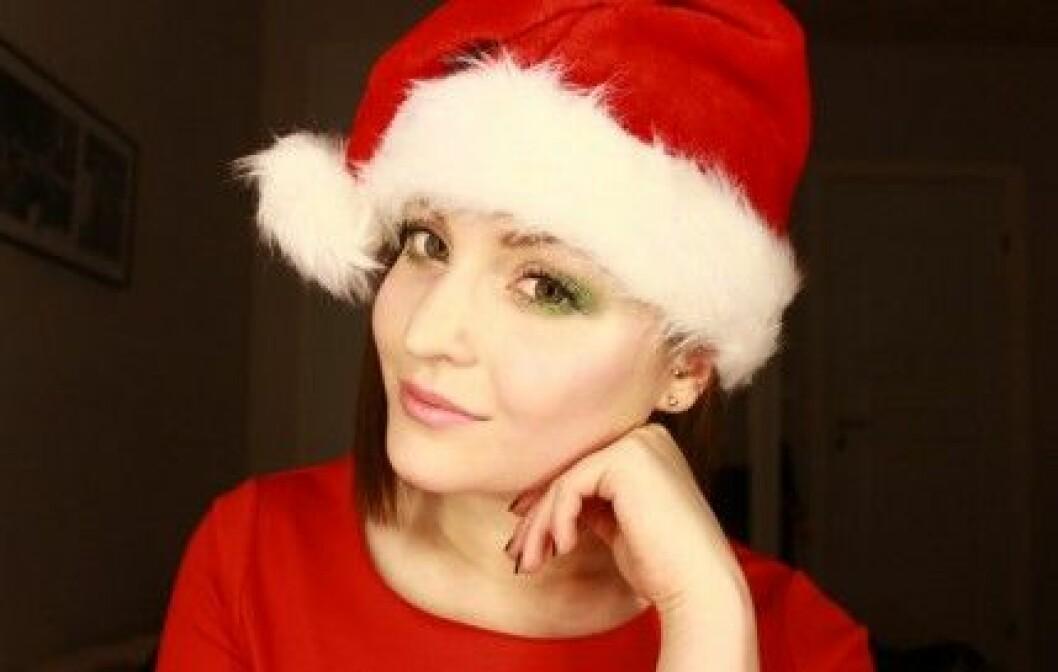 God jul, önskar Frida Skoglund!