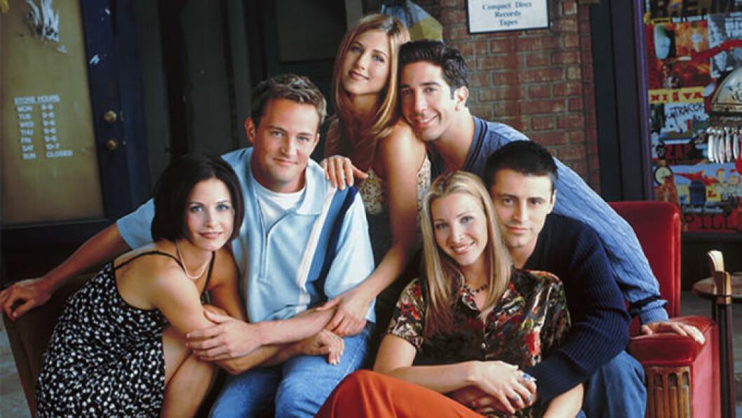 Friends full cast