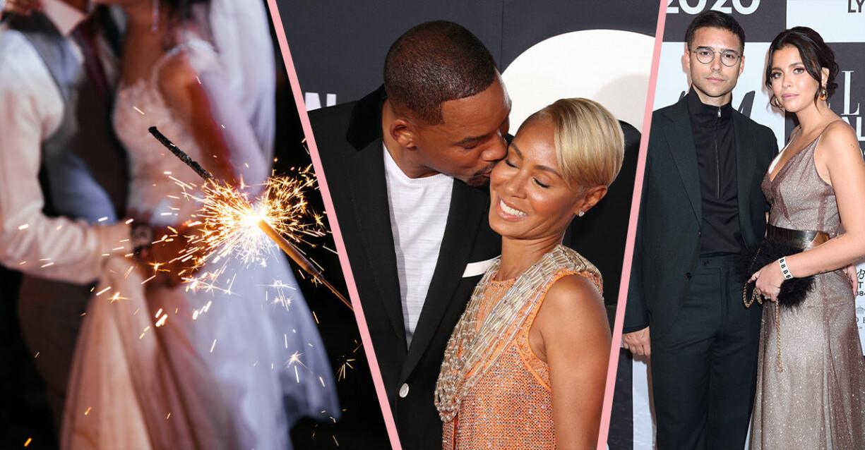 kändisar som gift sig på nyår