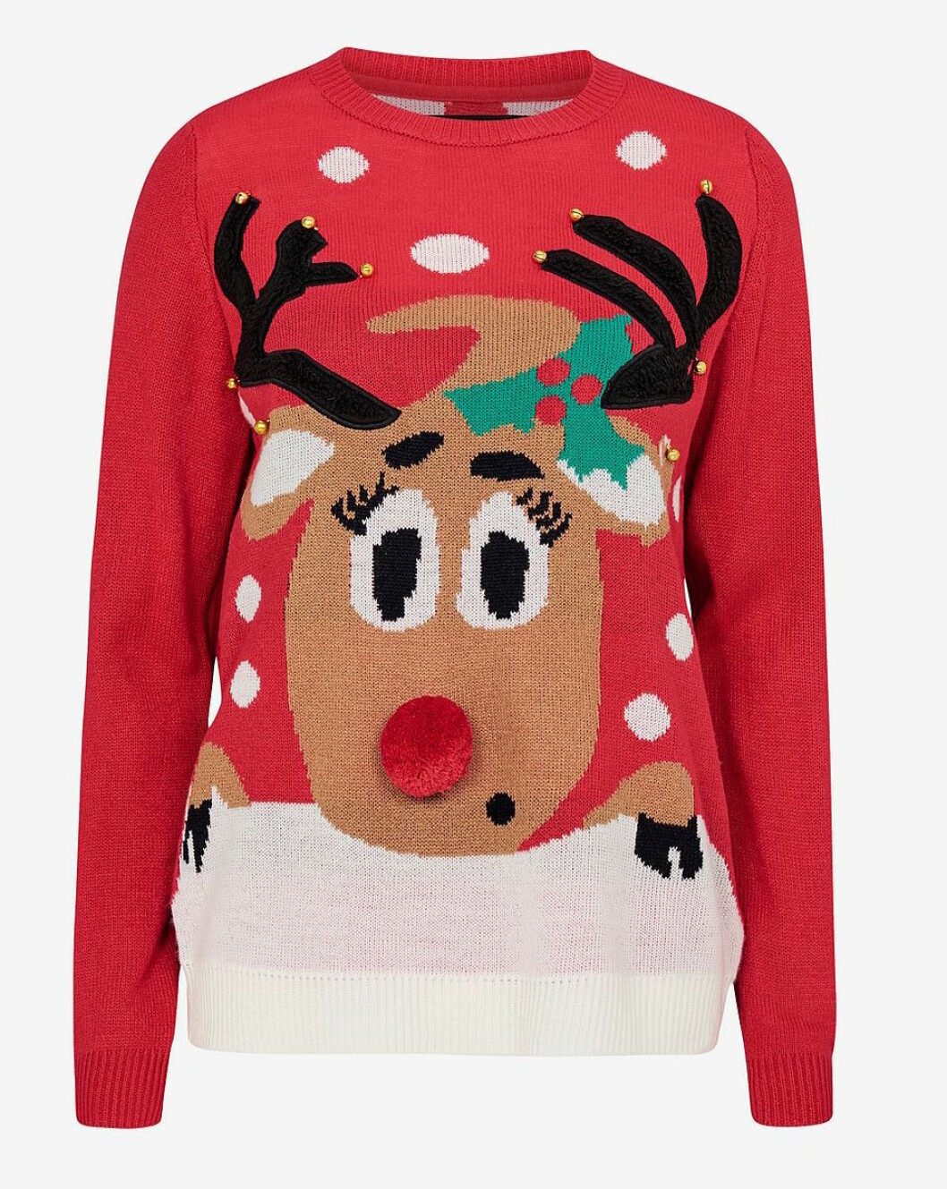 Fulsnygg jultröja från Vero moda