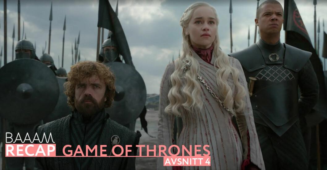 Game of Thrones Recap: Season 8 Episode 4