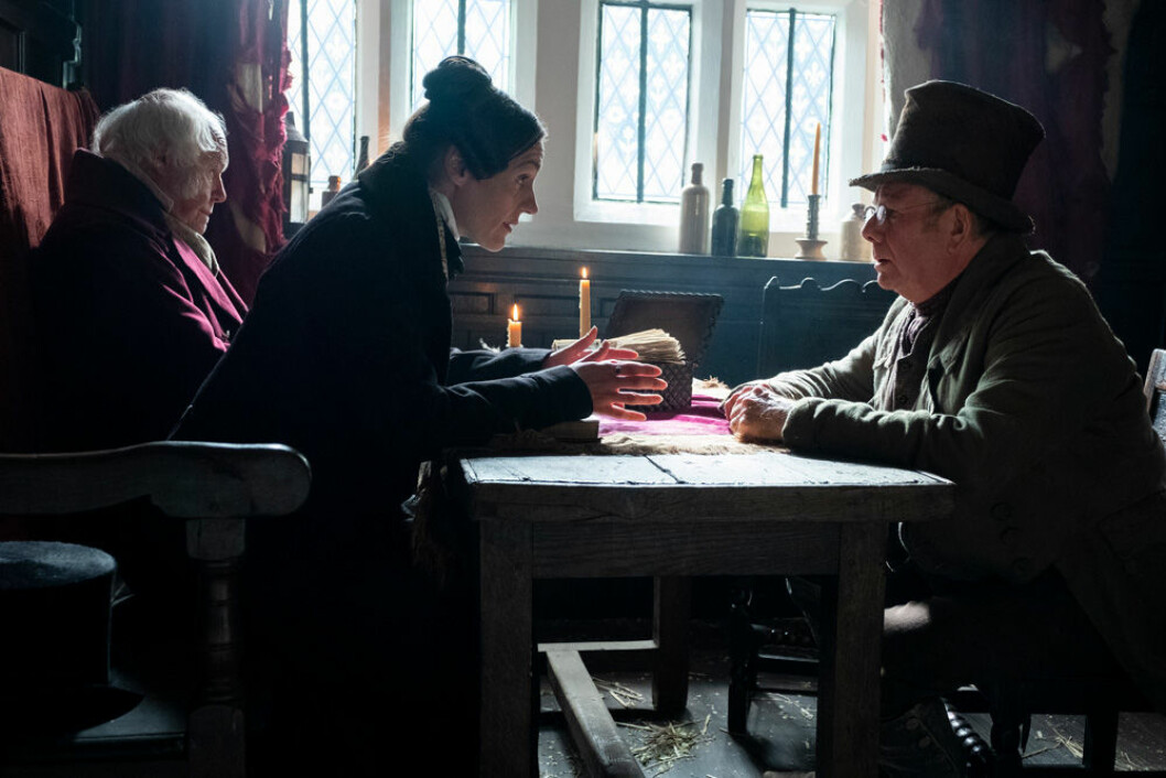 Suranne Jones som Anne Lister i Gentleman Jack.