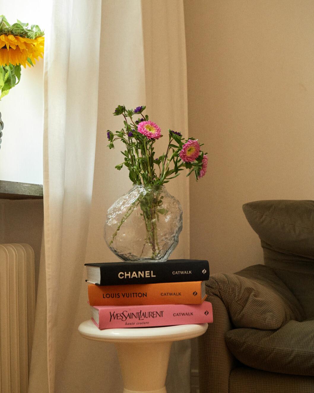 Gina Tricot kommer även sälja inspirerande böcker om mode och inredning.
