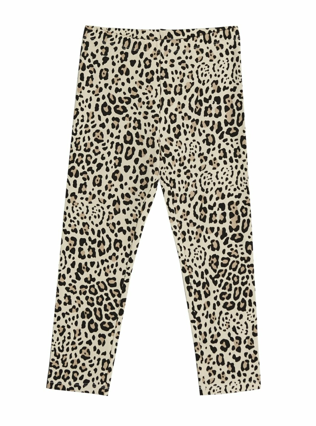Gina tricot mini barnkollektion leopardmönstrade leggings