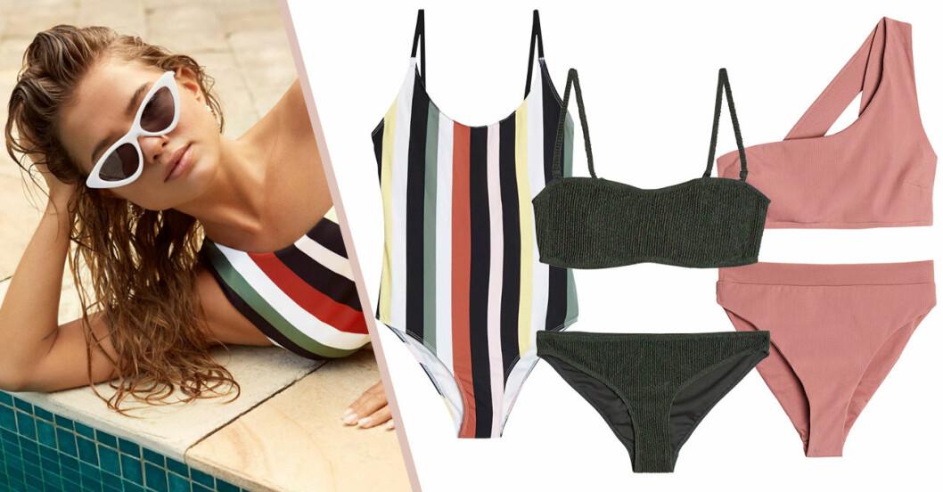 Badkläder för dam till 2019 från Gina tricot