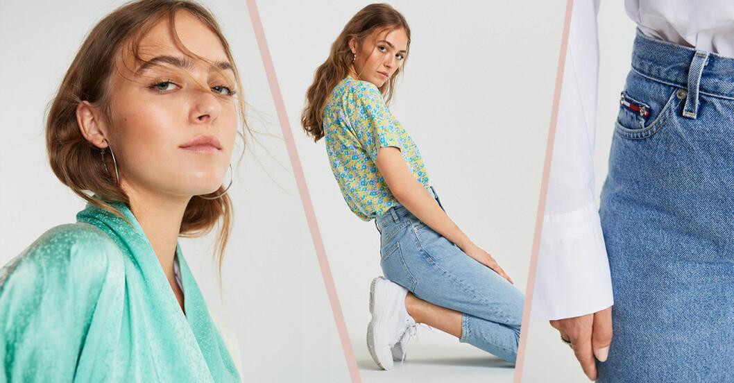 Gina tricot släpper second hand-kollektion med Beyond retro