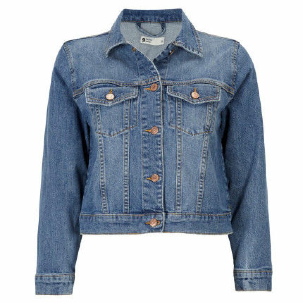 gina tricot jeansjacka 2016
