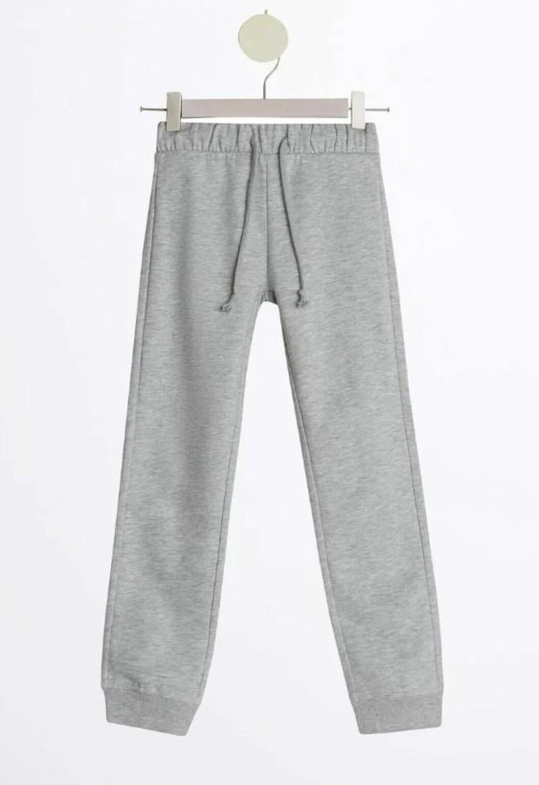 Gina tricot mini –grå sweatpants