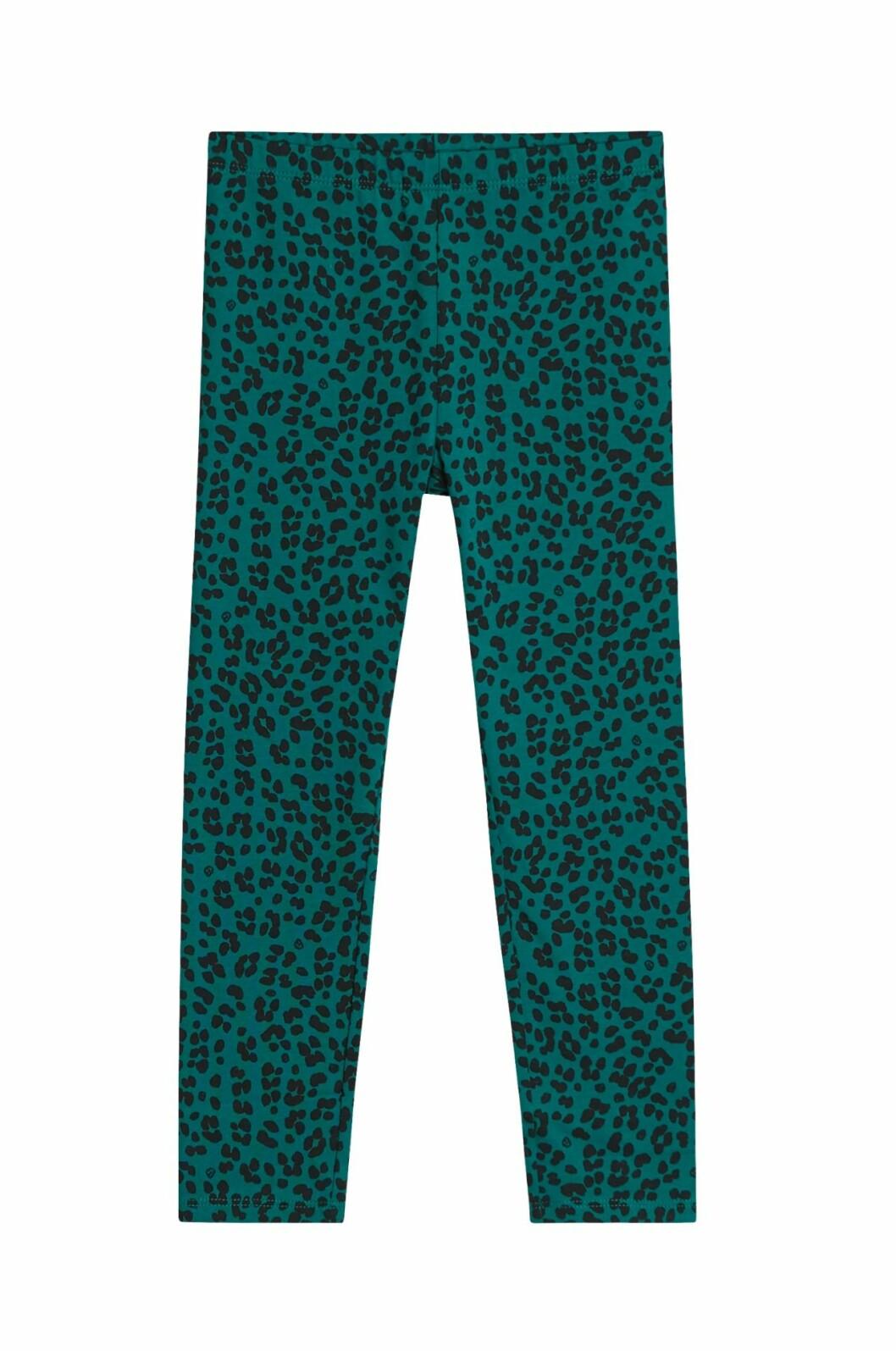 Gina tricot Mini mor- och barnkollektion –leopardmönstrade tights