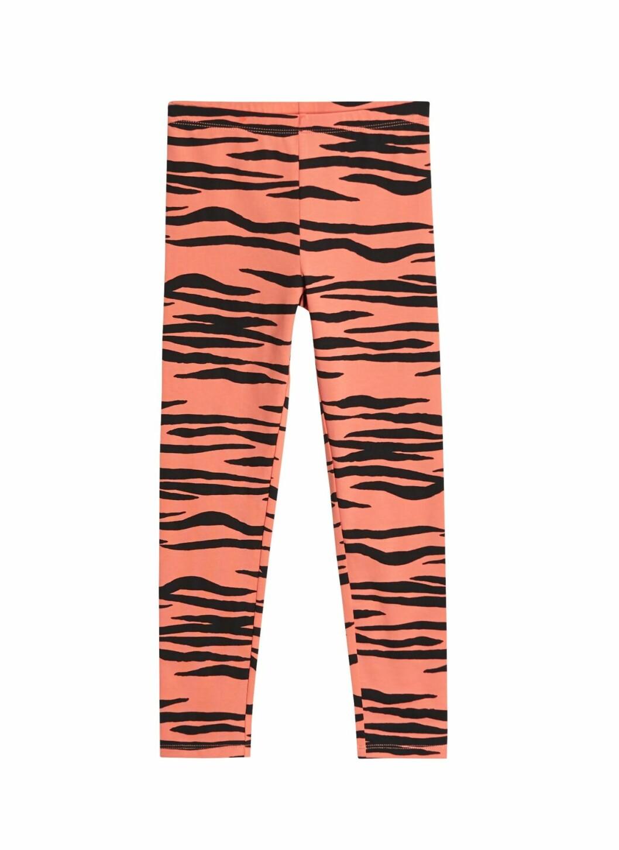 Gina tricot Mini mor- och barnkollektion –zebramönstrade tights
