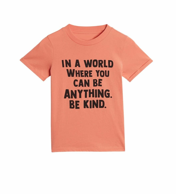 Gina tricot Mini mor- och barnkollektion – t-shirt med tryck